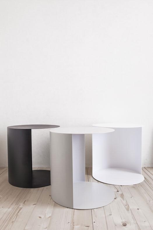 ferro bcn interiorismo hierro mesa round